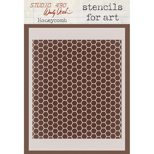 "Wendy Vecchi Stencils For Art 6.5""X4.5"""