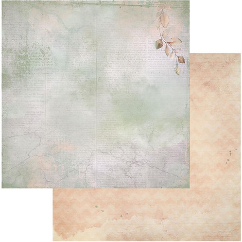 """Ethereal Double-Sided Cardstock 12""""X12"""" 49 Market"""