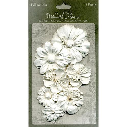 BellaPaper Florals 7pc