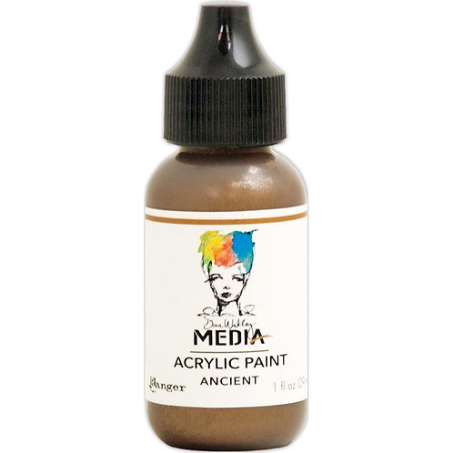 "Wakley Media Acrylic Paint 1oz ""Ancient"""