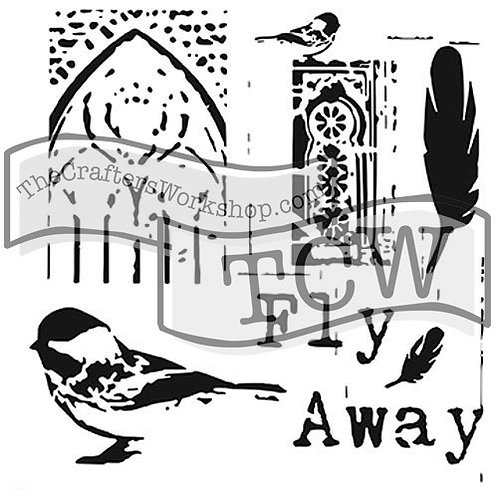 "TCW - 6x6 -  ""Mini Fly Away"""