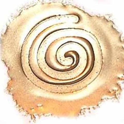 Cosmic Shimmer Embossing Powder Bright Gold Metallic