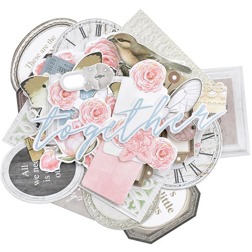 """Kaisercraft Die Cut Shapes - Collectables """"Lady Like"""""""