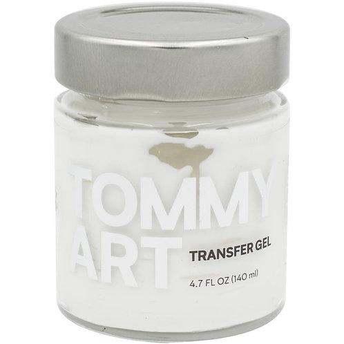 Tommy Art Transfer Gel Medium 140ml Transparent