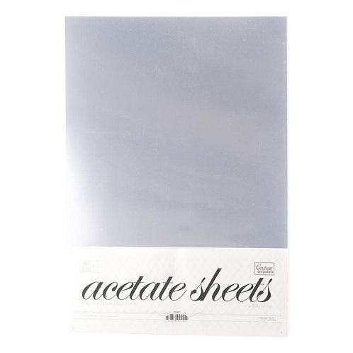 A4 Acetate 10 Sheets per pack