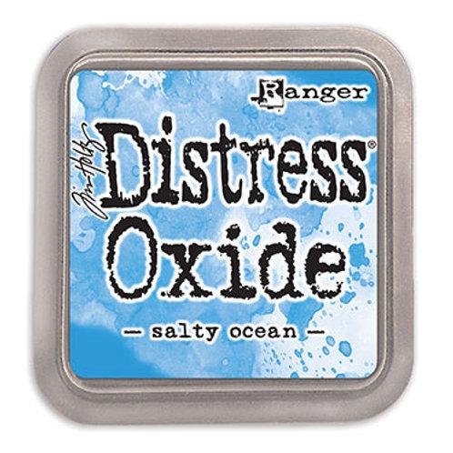 "Distress Oxides - ""Salty Ocean"" by Ranger"