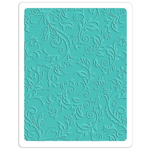 Sizzix Textured Impressions Plus Embossing Folder A4