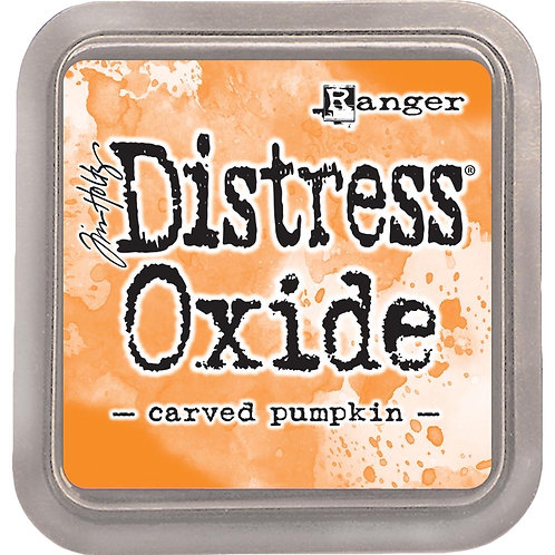 "Distress Oxides - ""Carved Pumpkin"" by Ranger"