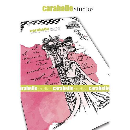 "Carabelle Studio Cling Stamp A6 ""Dressform"""