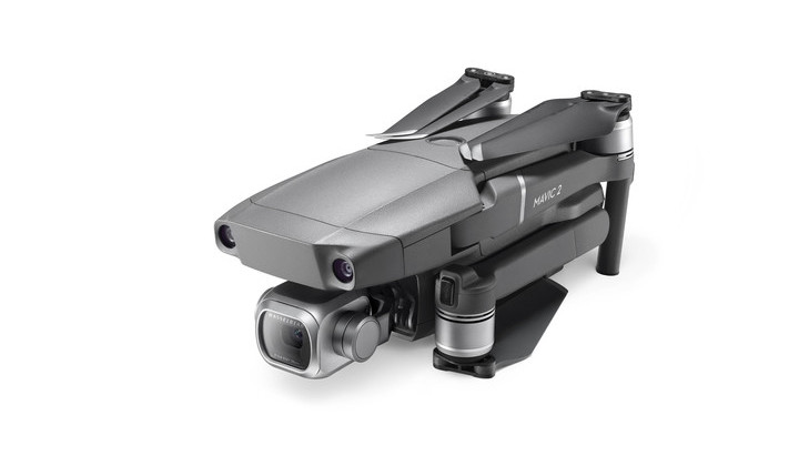 A complete review of the DJI Mavic 2 (Pro and Zoom) drones and their features