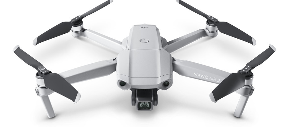 A complete review of the DJI Mavic Air 2 drone and its features