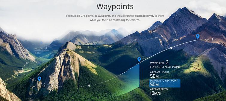 DJI Waypoints 2.0