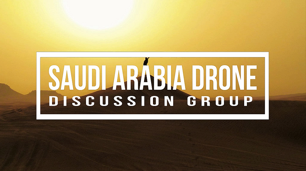 Saudi Arabia Drone Forum
