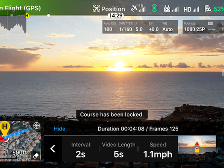 All about DJI's Home and Course Lock intelligent drone flight modes