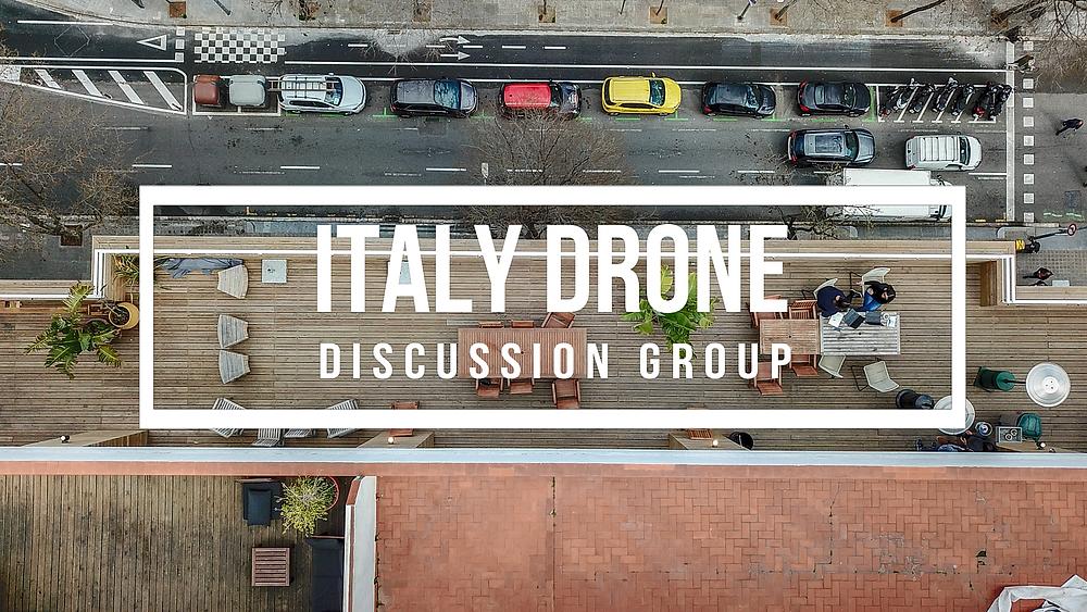 Italy Drone Forum