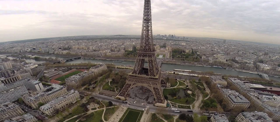 The Ultimate Guide to fly your drone over the Eiffel Tower, France