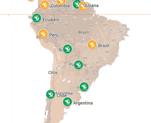 South America's country by country drone laws