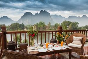 Riverside Boutique Resort Vang Vieng, Laos