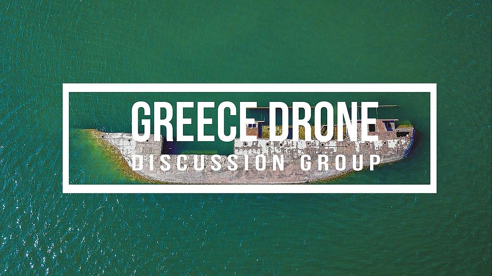Drone Forum Grèce