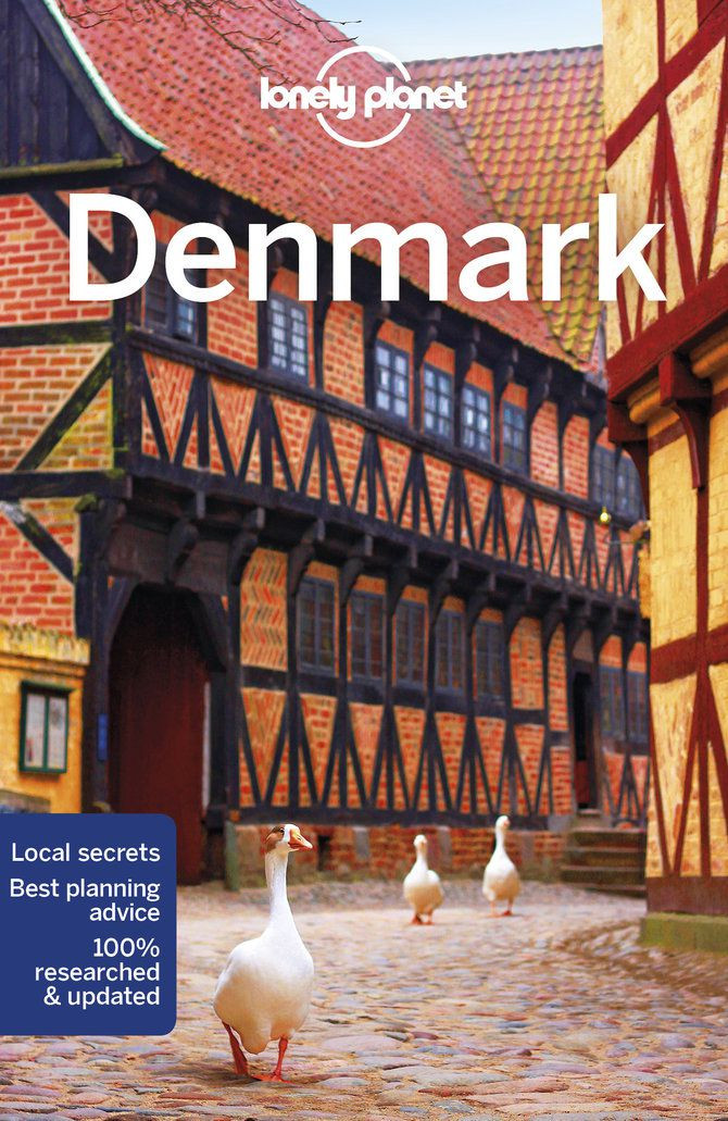 Denmark drone travel guide
