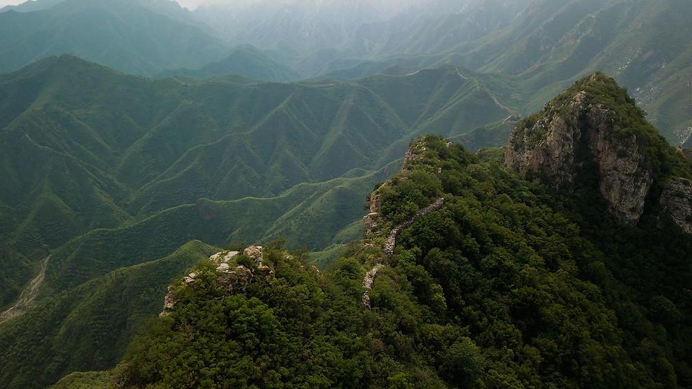 Wohushan Great Wall Scenic Area
