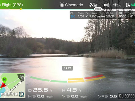 All about DJI's Cinematic intelligent drone flight mode