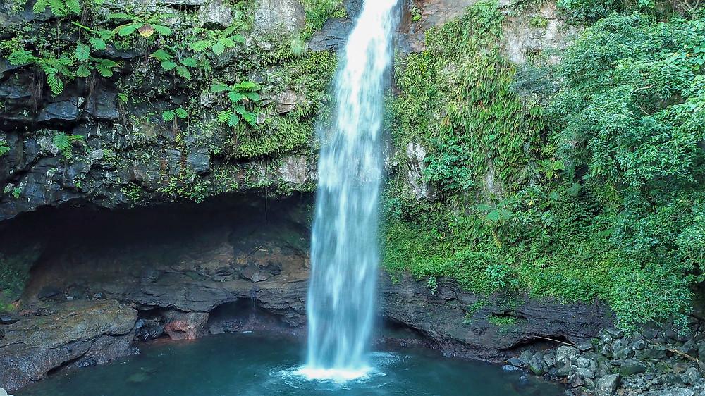 Tavoro Falls, Taveuni, Fiji