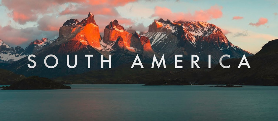 South America's friendly drone countries. Where can I fly a drone in South America?
