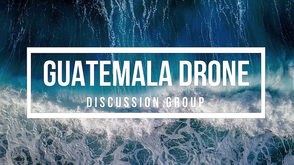 Guatemala Drone Forum