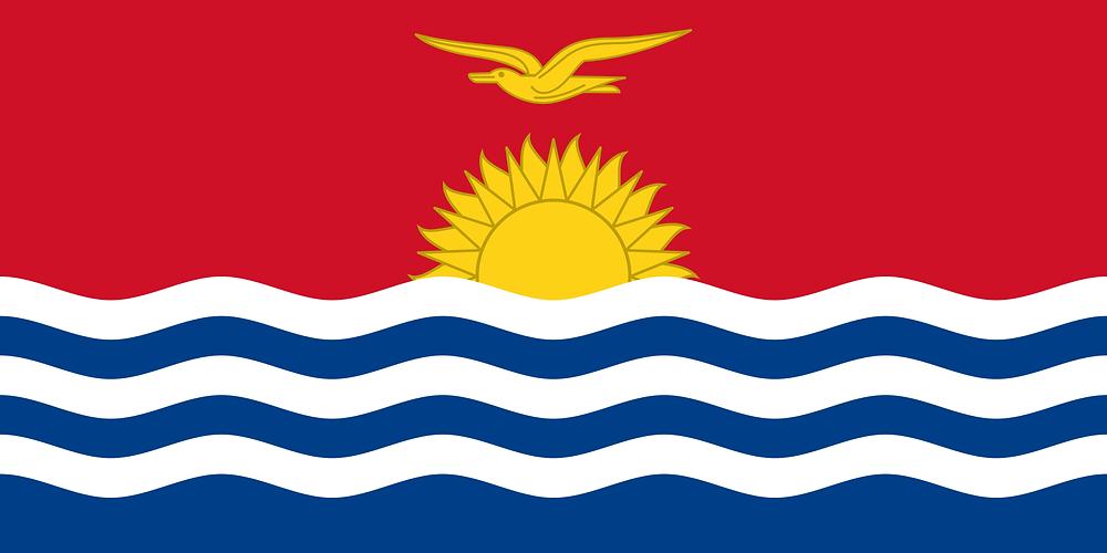 Kiribati drone laws and rules