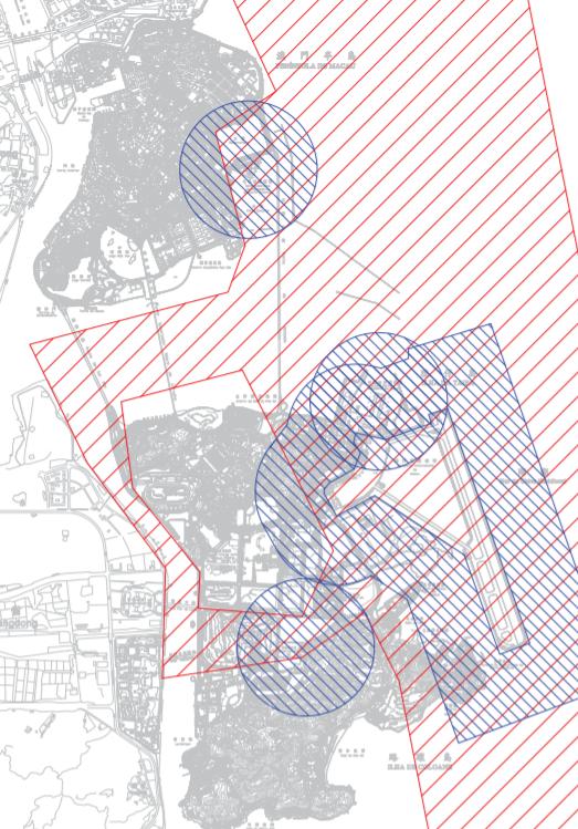 Macau drone fly map