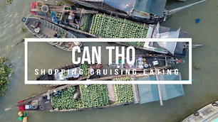 🖐 In this travel guide we'll share all our experience travelling to Can Tho, located in the central South of Vietnam. If this is your...