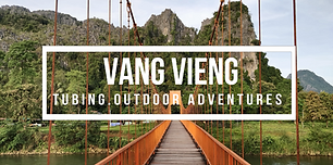 🖐 In this travel guide we'll share all our experience travelling to the town of Vang Vieng, located in the centre North of Laos. If this...