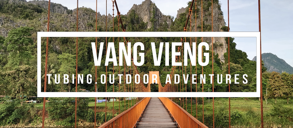 The Ultimate Travel Guide to Vang Vieng, Laos