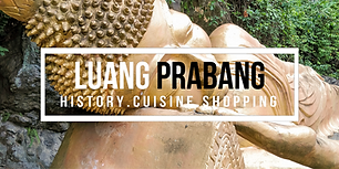 🖐 In this travel guide we'll share all our experience travelling to Luang Prabang (& Kuang Si Falls), located in the central North of...