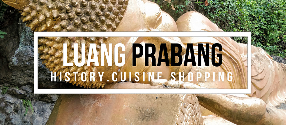 The Ultimate Travel Guide to Luang Prabang, Laos
