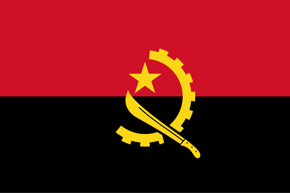 Angola drone laws and rules