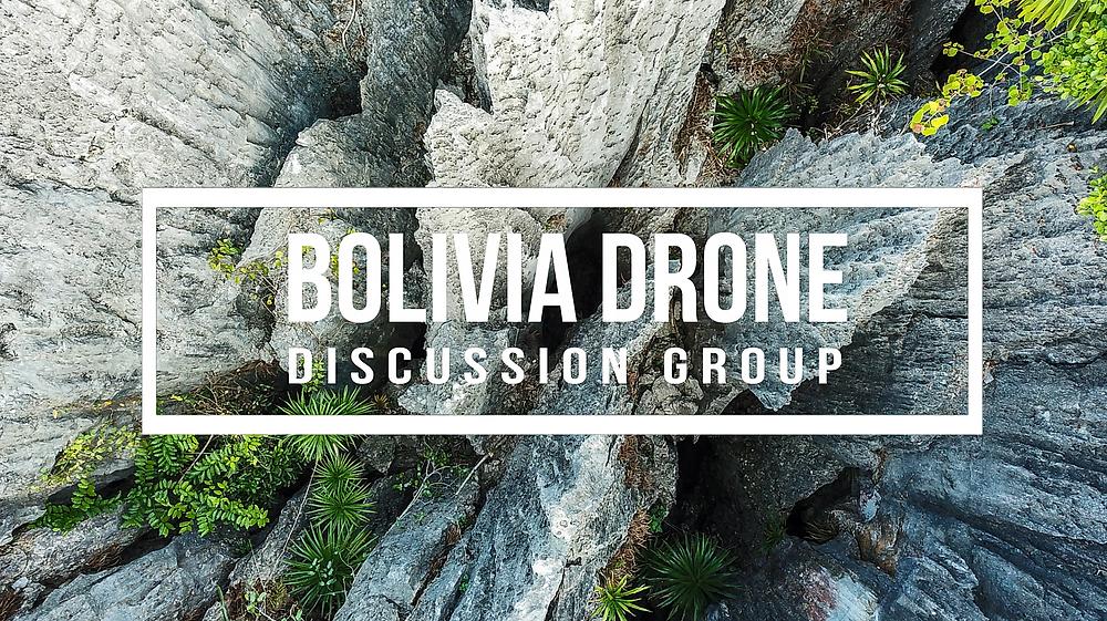 Bolivia Drone Forum
