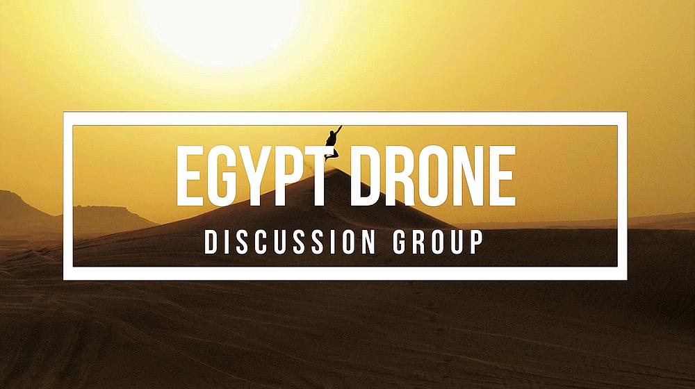 Egypt Drone Forum