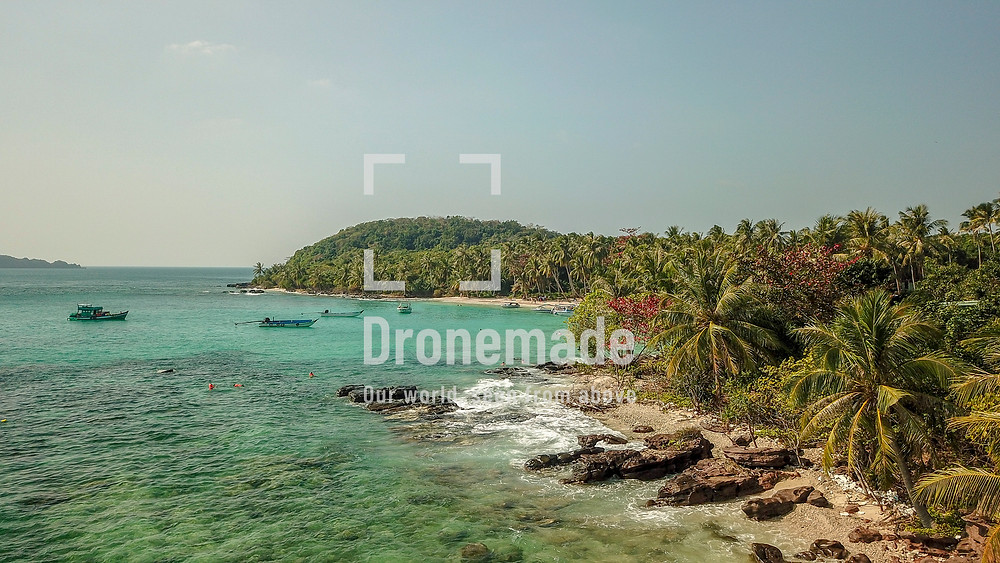 US Virgin Islands drone laws and rules