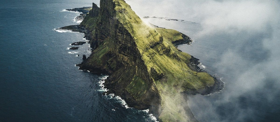 The Ultimate Guide to fly your drone over Faroe Islands (Sørvágur)