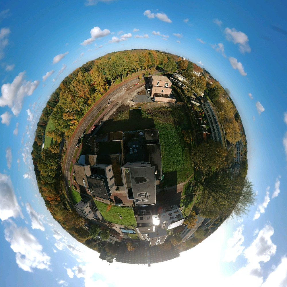 DJI Sphere Panorama Mode