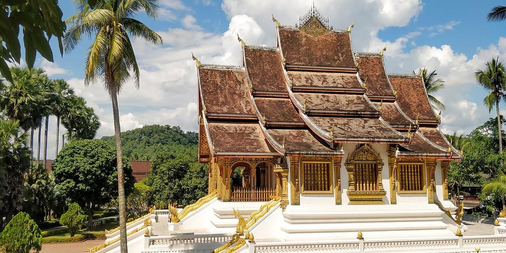Luang Prabang Haw Pha Bang