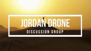 Jordan Drone Forum