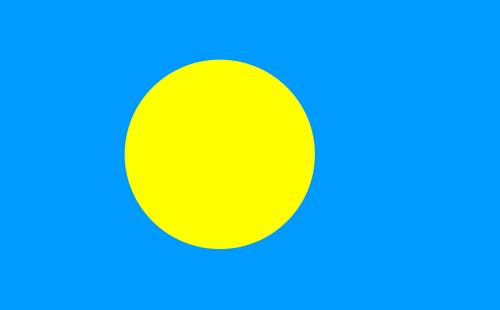 Palau drone laws and rules