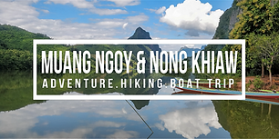 🖐 In this travel guide we'll share all our experience travelling to the towns of Muang Ngoy & Nong Khiaw (via Nam ou River), located in...