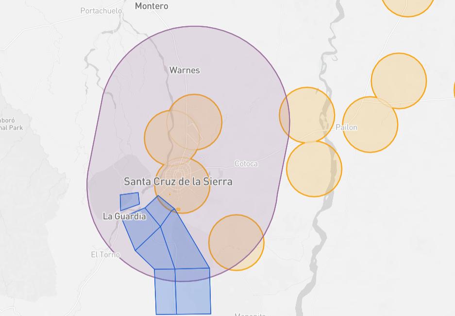 Bolivia drone laws