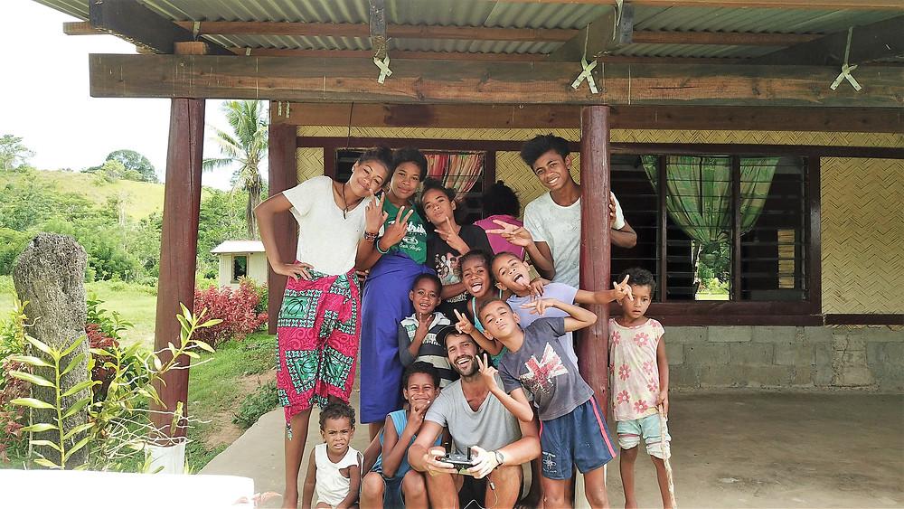 Nakabuta Locals living and having fun