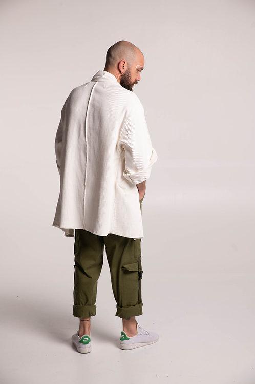 Kimono Texturé Unisexe