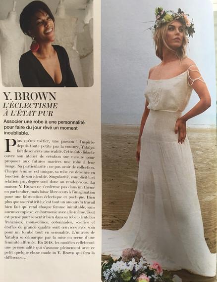 Portrait collector Marions-nous 2018